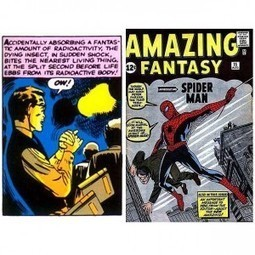 First Spider-Man comic on sale for $400,000 | Geek Style Guide | Scoop.it