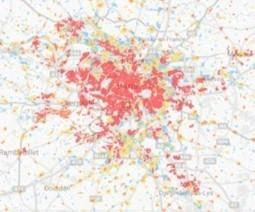 NetPublic » Quels sont les débits Internet dans votre commune : Outil en ligne cartographique   Outils perso 2.0   Scoop.it