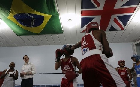 George Osborne outlines export lending plan on Brazil trip - Telegraph | #Econ4 Trade | Scoop.it