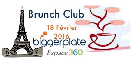 Brunch Club du 18 Février 2016 - Les Fondus du Mindmapping en France | Mind Mapping au quotidien | Scoop.it