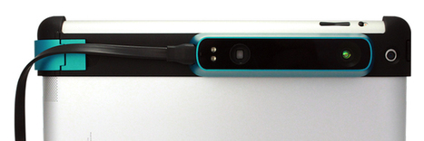 This Amazing Accessory Turns Your iPad Into a 3-D Scanner | Wired Design | Wired.com | impression 3D | Scoop.it