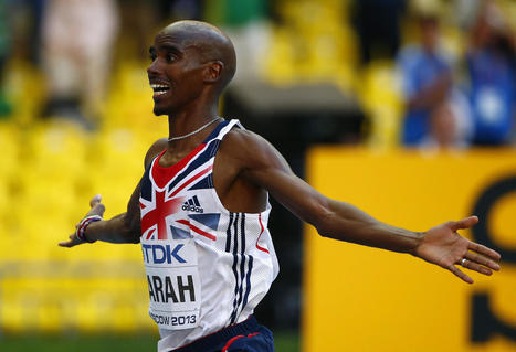 Mo Farah in Kenya for Altitude Training | Unit 3 - Exercise Physiology | Scoop.it