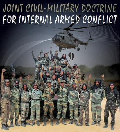 Joint Civil-Military Doctrine For Internal Armed Conflict | National Security | Scoop.it