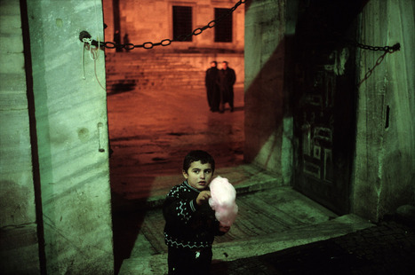Istanbul: City of a Hundred Names | Photographer: Alex Webb | PHOTOGRAPHERS | Scoop.it