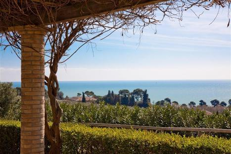 Best Le Marche Properties for Sale: Majestic Coastal Villa with Grounds, Pool and Annexes | Le Marche Properties and Accommodation | Scoop.it