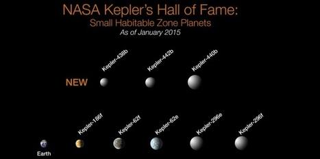 2 exoplanètes les plus semblables à la Terre jamais observées | myScience | Scoop.it