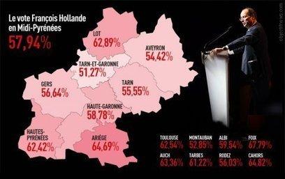 J+1 François Hollande. L'analyse du scrutin et les réactions du monde économique | La lettre de Toulouse | Scoop.it
