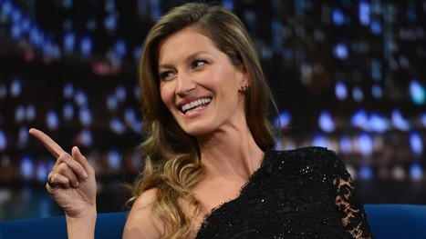 Gisele Audited By IRS, Blames Forbes: 'I Earn Plenty, But Not As Much As They Say' | Public Relations and Celebrities | Scoop.it