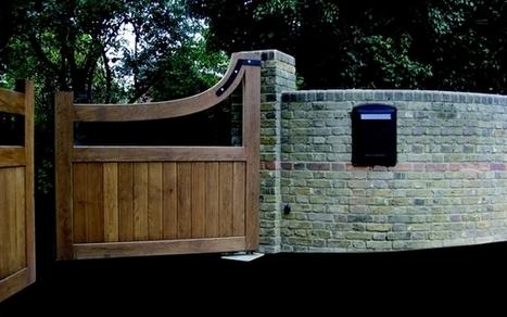 motorisation portail enterre : caisson inox ou cataphorese - Habitat Automatisme | Motorisation portail | Scoop.it