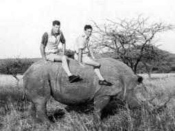 Tributes for Operation Rhino hero - IOL.co.za | What's Happening to Africa's Rhino? | Scoop.it