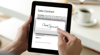 Benefits of Working with Digital Signatures | New Technology | Scoop.it
