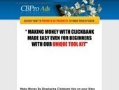 CbproADs.com – The Best tool kit for clickbank affiliates. | Danz ... | How to Sell Digital Books on ClickBank | Scoop.it