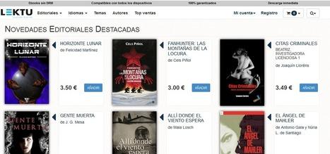 Lektu, o la venta de libros digitales sin DRM | Blog sobre el llibre digital | Librerías de futuro | Scoop.it