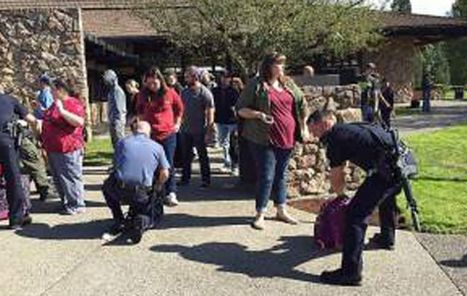 Multiple people reportedly dead in shooting at Oregon college   Criminology and Economic Theory   Scoop.it