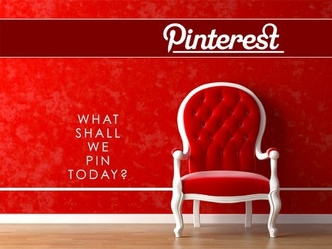 Comment exploiter Pinterest au profit de sa marque et ses produits? | Time to Learn | Scoop.it