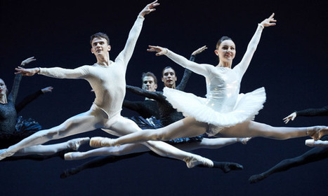 Scottish Ballet: Contemporary Classics – review - The Guardian | Dancing | Scoop.it