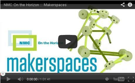 Makerspaces webinar | The New Media Consortium | Into the Driver's Seat | Scoop.it