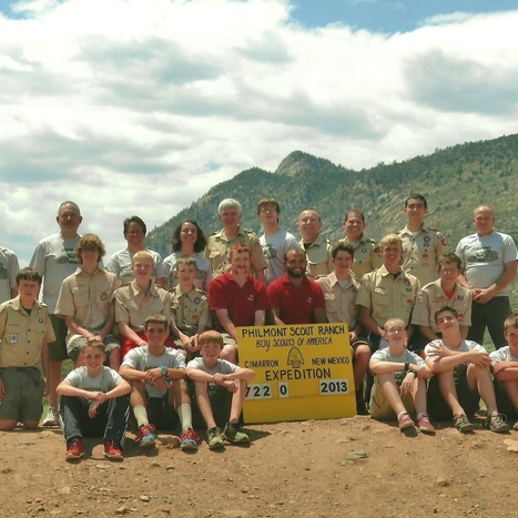 Boy Scout Troop 107 treks through New Mexico wilderness - Naperville Sun | New Mexico History | Scoop.it