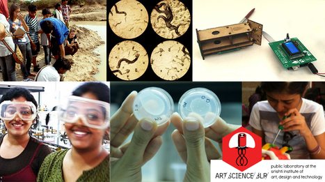(Art)ScienceBLR - Public Laboratory at the Srishti Institute of Art, Design and Technology // India   Digital #MediaArt(s) Numérique(s)   Scoop.it