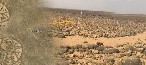 New geoglyphs of the Jordanian Harrat : Archaeology News from Past Horizons   Archaeology News   Scoop.it