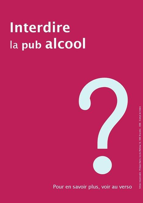 Alcool et publicité | Lutte contre l'alcoolisme | Scoop.it