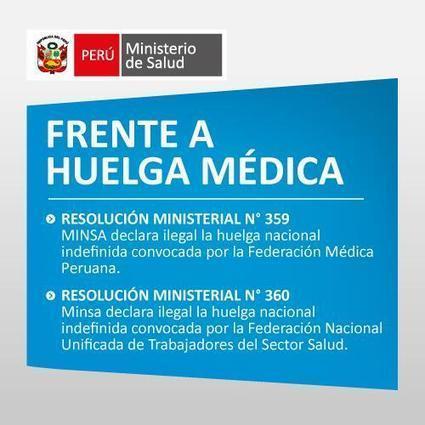 Tweet from @Minsa_Peru | Desde Perú | Scoop.it
