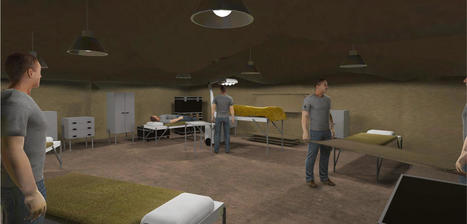 Un simulateur virtuel pour les équipes d'urgence | Numérique au CNRS | Scoop.it