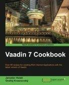 Vaadin 7 Cookbook - Free eBook Share | Learn it | Scoop.it