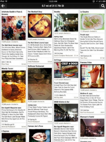 PSCollectionView : Pinterest style scroll view | iPhone and iPad development | Scoop.it