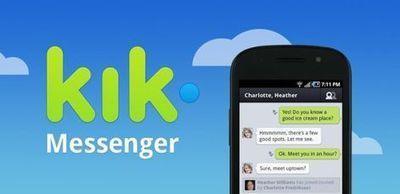 Kik Messenger 6: WhatsApp-Alternative? | get it now | Scoop.it