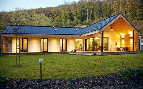 Pasívny dom pre mladú rodinu | Domácnosť a bývanie | Scoop.it