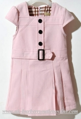 Burberry Kids Woolen Dress Pink [B004339] - $88.00 : Burberry Outlet Stores,Burberry Outlet Online,Cheap Burberry For Sale | Burberry Oultet | Scoop.it