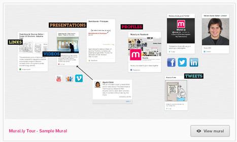 Mural.ly - Google Docs for Visual People | Web Content Enjoyneering | Scoop.it