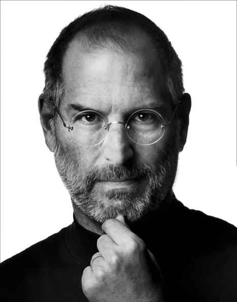 Quand Steve Jobs présentait l'iPod en direct sur Canal Plus   Web & Com   Scoop.it