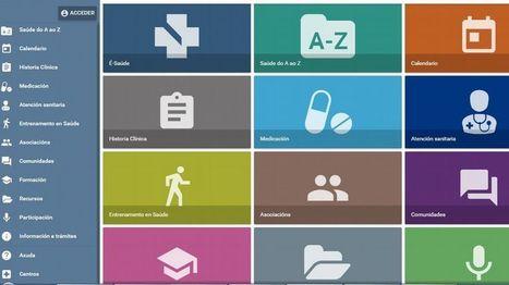 Los usuarios del Sergas ya pueden ver en el móvil todo su historial médico | Sanidad TIC | Scoop.it