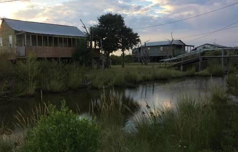 Los vecinos de una isla, primeros refugiados climáticos de EE UU | Climax | Scoop.it