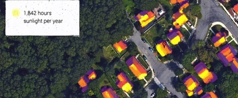 Google's Project Sunroof tells you how much solar energy is hitting your rooftop | Permaculture, Horticulture, Homesteading & Green Technology | Scoop.it