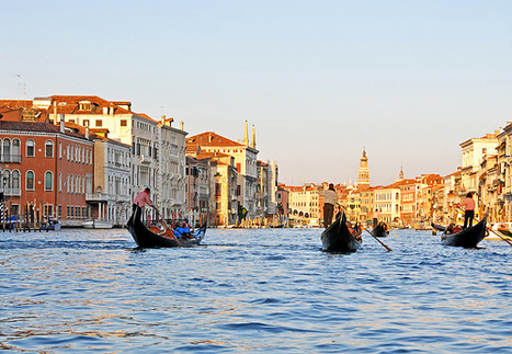 5 Things That Make Venice So Lovable - TravelBusy.com | Charming Italy | Scoop.it