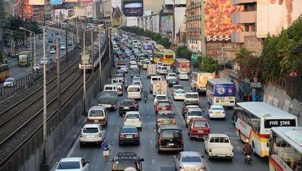 Greater Manila will be home to 30 million come 2025 - The Straits Times | Urban Places Year 12 Geography | Scoop.it