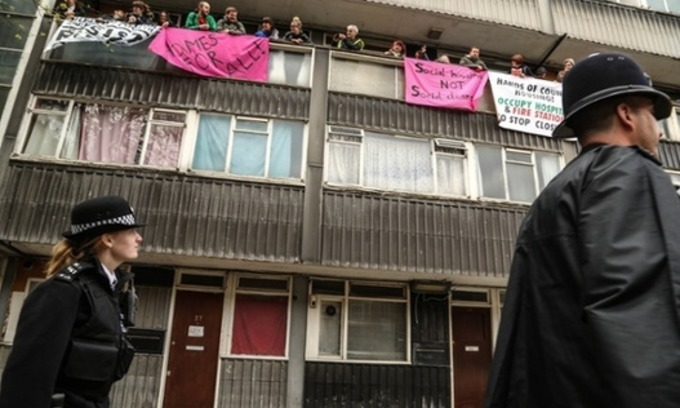 Tenant evictions reach six-year high amid rising rents and benefit cuts | real utopias | Scoop.it