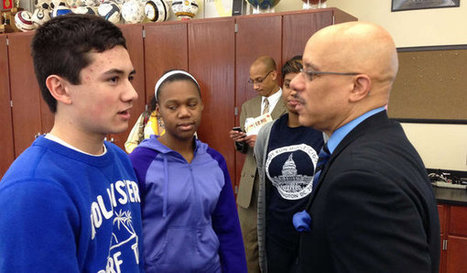 City, suburban schools grappling with common problem - Philly.com   teaching   Scoop.it