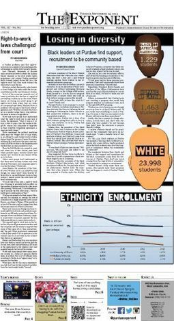 University should be responsible for student success - Purdue Exponent | College News | Scoop.it