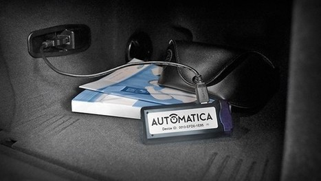 Automatica dongle plugs into cars, downloads audio from Dropbox, podcast feeds and more | All Technology Buzz | Scoop.it