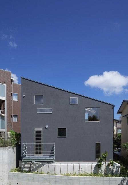 [Fukuoka, Japan] House in Nanakuma / MOVEDESIGN   The Architecture of the City   Scoop.it