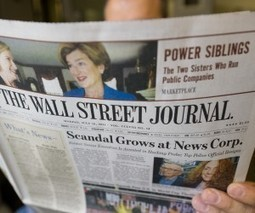 News Corporation takes on LinkedIn with WSJ Profile, a social network for The Wall Street Journal | FinTech | Scoop.it