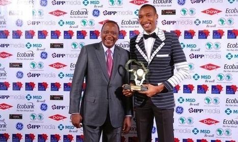 Journalisme - Meilleur journaliste africain de l'année : Le burkinabè Hyacinthe Sanou sacré   Actualités Afrique   Scoop.it