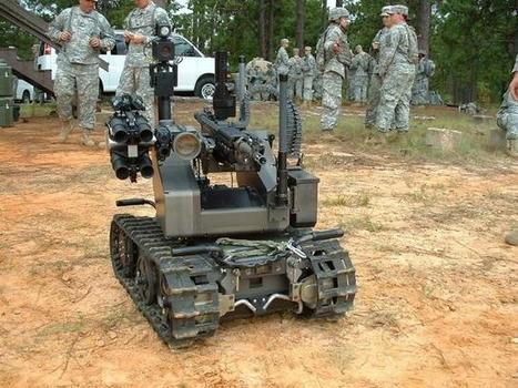 US Military Now Testing Killer Robots - Wealth Daily | Veterans Info | Scoop.it