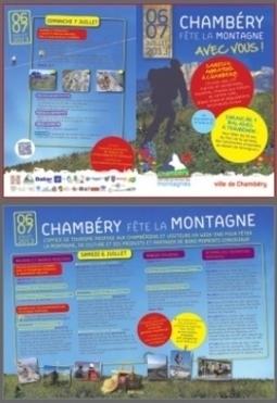 Fête de la montagne à Chambéry 6 et 7 juillet 2013 - Troc Sport   Chambéry Actu   Scoop.it