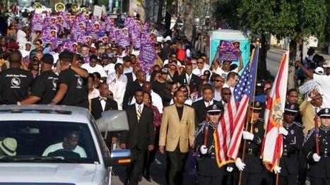 Killings of African-Americans in US enrage black communities | discrimination | Scoop.it