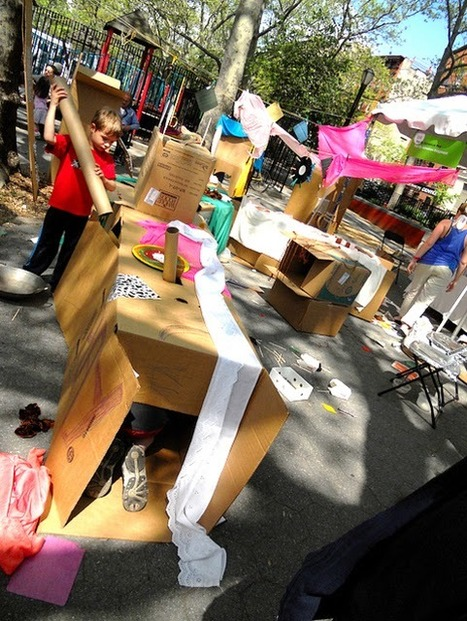 let the children play: The Pod: bringing loose parts play to you   Jardim de Infância   Scoop.it